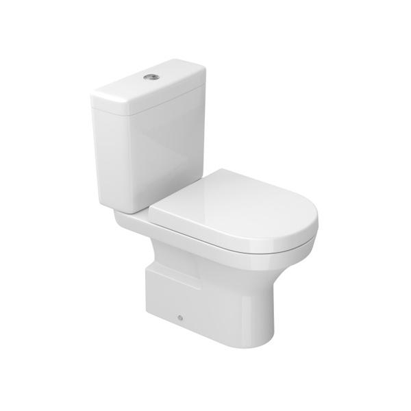 Bacia Deca para Caixa Acoplada Level Branco - P.480.17