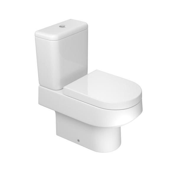 Bacia para Caixa Acoplada Carrara Branco - P.606.17