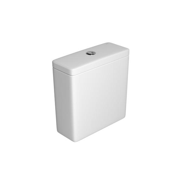 Caixa Acoplada Deca com Acionamento Duo Axis/Living/Piano/Polo/Quadra/Unic Branco - CD.21F.17