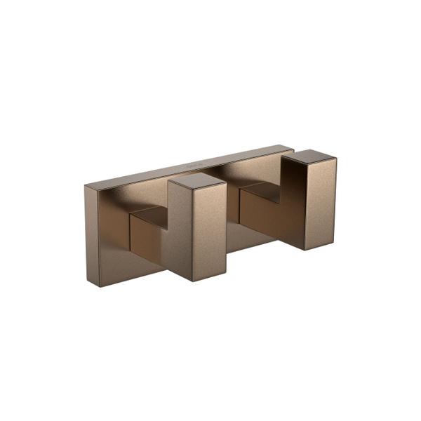 Cabide Duplo Quadratta Corten Matte - 2062.CT83.MT