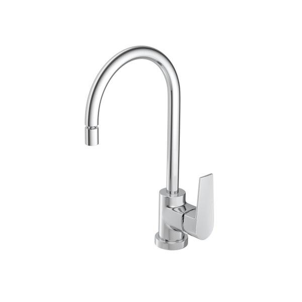 Misturador Monocomando Deca de Mesa para Cozinha Level Cromado - 2271.C26