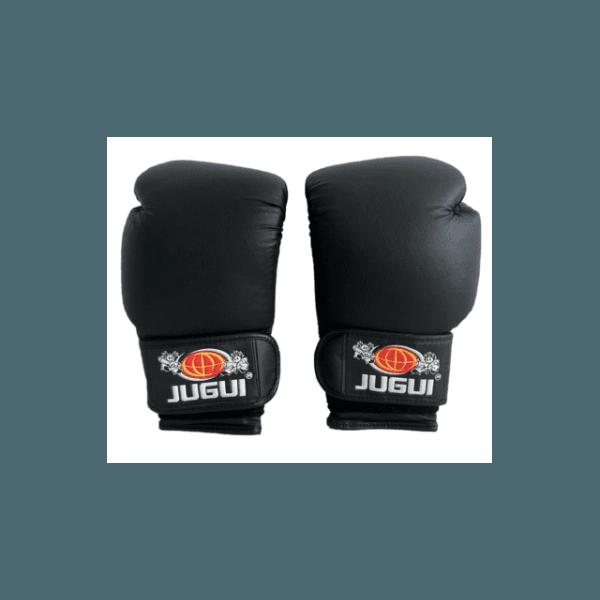 Luvas de Combate Preta - Jugui