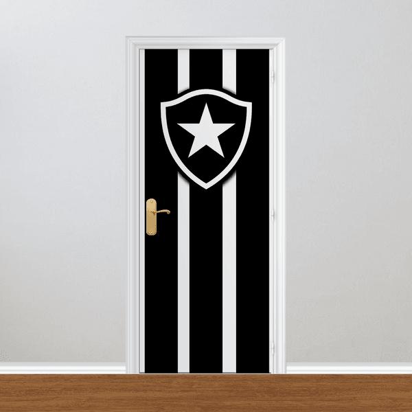 Adesivo para Porta - Botafogo
