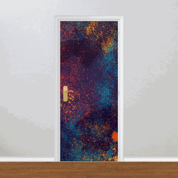 Adesivo para Porta - Color