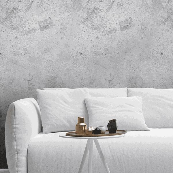 Papel de Parede Adesivo - Texturas Cimento