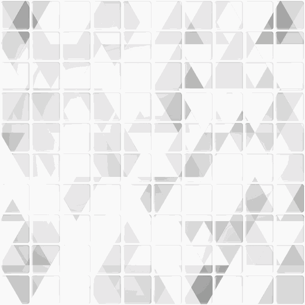 Pastilhas Resinadas - Geométricas Triângulos