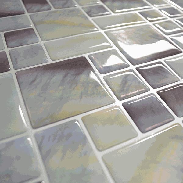 Pastilhas Resinadas - Texturizada Modelo 07