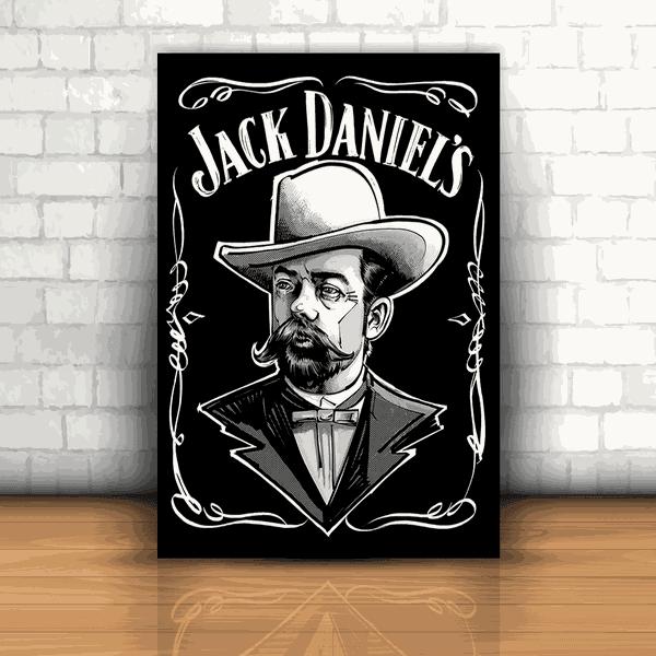 Placa Decorativa - Sr. Jack Daniel's
