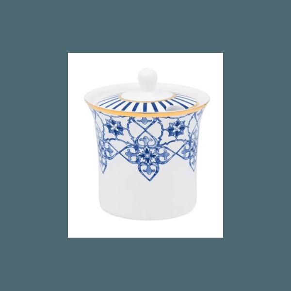 Açucareiro de Porcelana Lusitana 200ml Oxford