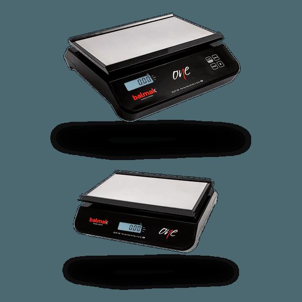 Balança Digital ONE ELCO-15 (Standard) capacidade 15kg - Balmak