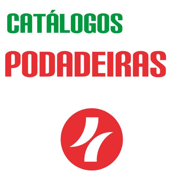 Catálogos podadeiras