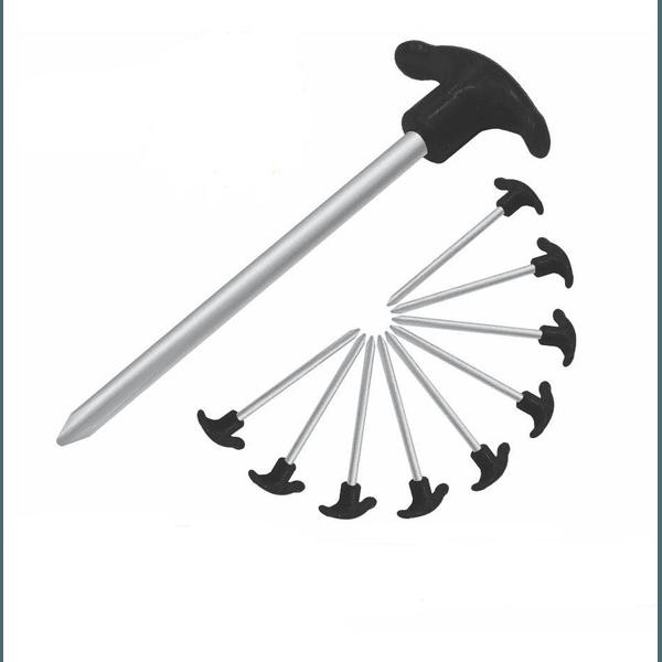 Kit 10 Pinos De Carga P/ Equipamentos Aparelhos De Academia