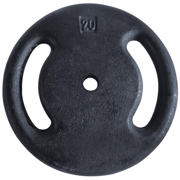 Anilha Pintada para Musculação 20 Kg