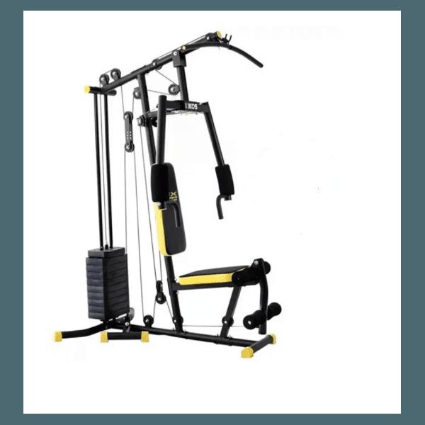 Estação de Musculação Kikos Gx Supreme Black