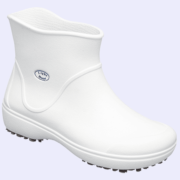 Bota Light Boot SoftWorks Branco- BB85