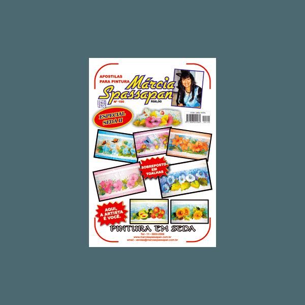 Apostila Para Pintura em Seda Edição 100