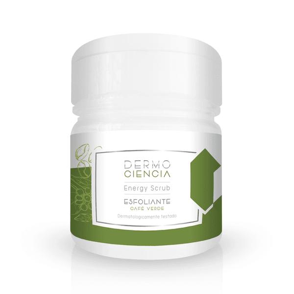 Energy Scrub Esfoliante Café Verde 80g