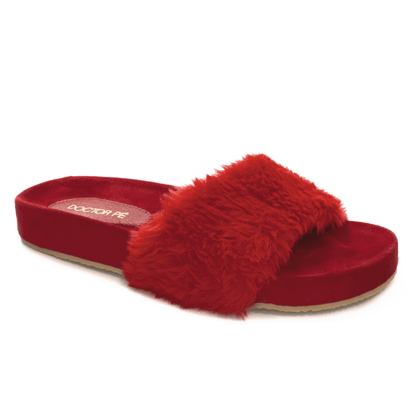 SLIPPER HOME - Vermelha - 160001-VM