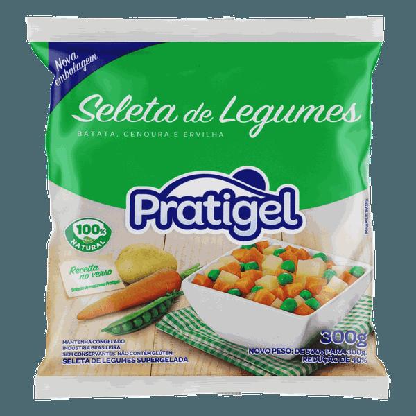 Seleta de legumes 300g
