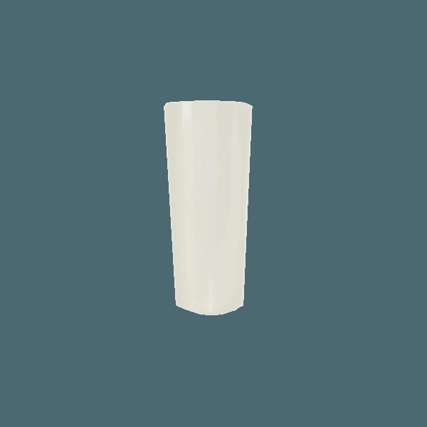 Copo Long Drink Branco Perola - Caixa com 100 unidades Copia