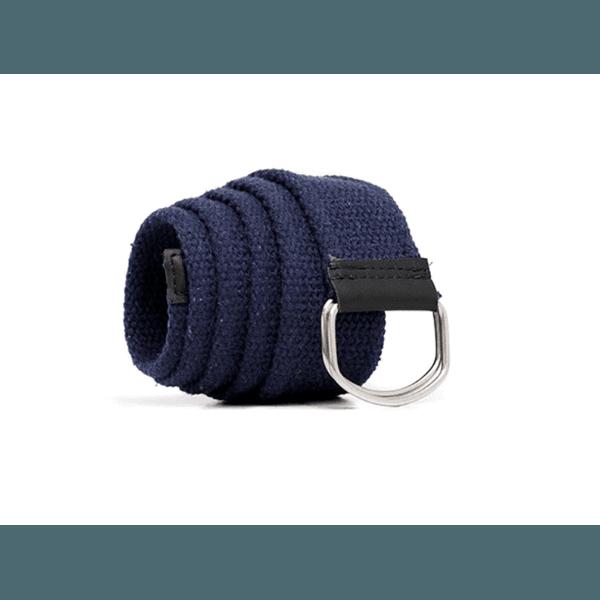 Cinto Casual Masculino Quebec Basic Gorgurao - Azul