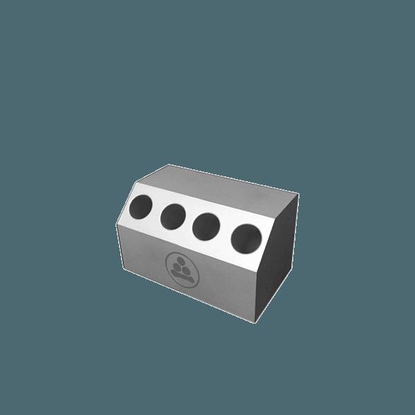 Rack 45° - 4 tubos de 15mL