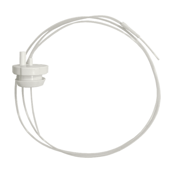 Sistema para Aspiração Folicular com Rolha Plástica