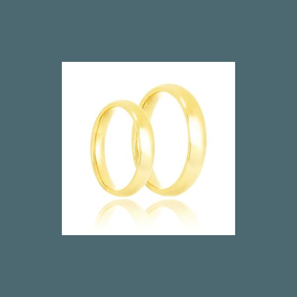 Aliança de ouro anatômica