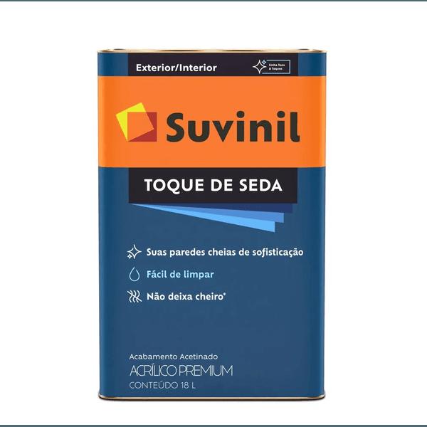 SUVINIL TOQUE DE SEDA 18L