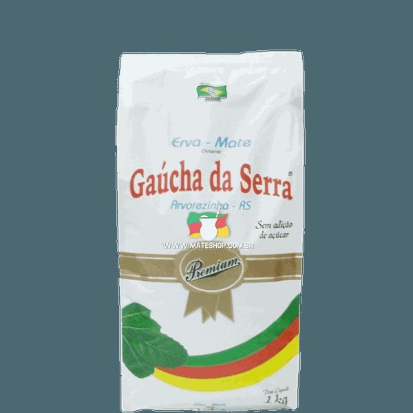 Erva-Mate Gaúcha da Serra Premium 1Kg