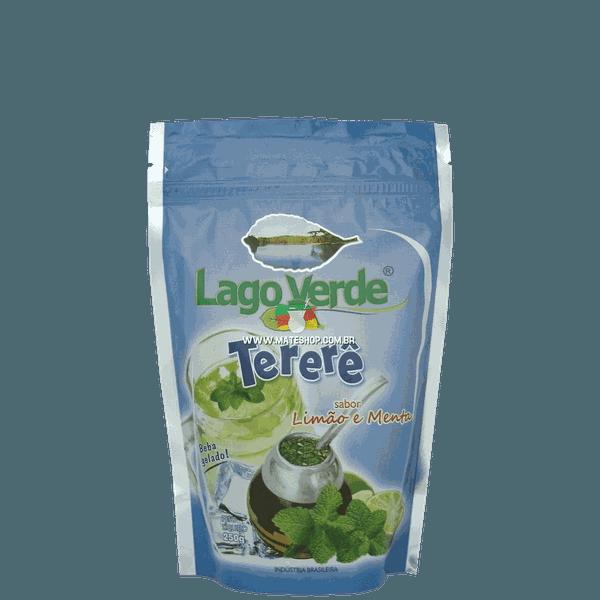 Tereré Lago Verde Limão e Menta 250g