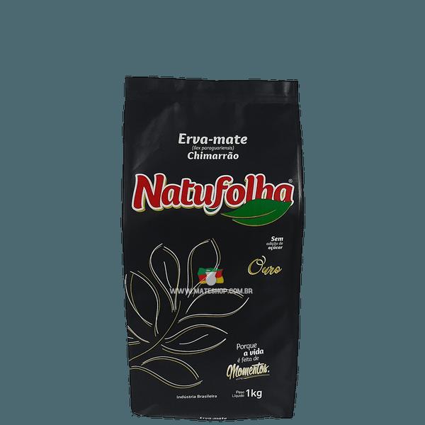Erva-Mate Natufolha Ouro 1Kg