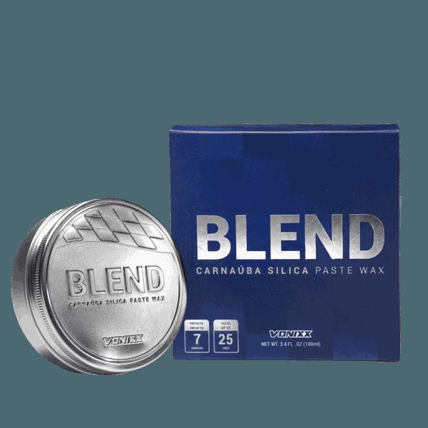 Blend Carnaúba Sílica Paste Wax (100ml)