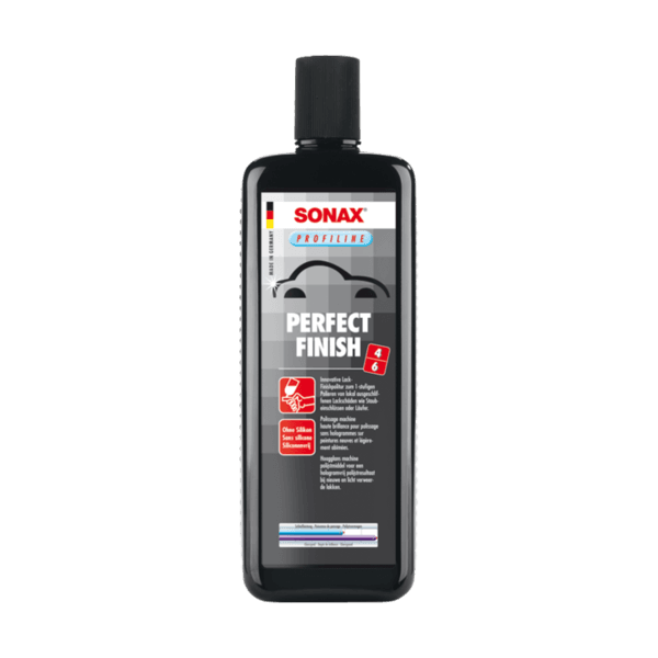 PERFECT FINISH COMPOSTO POLIDOR REFINO/LUSTRO SONAX 1kg