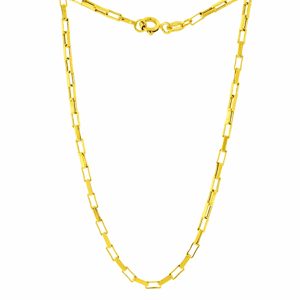 Corrente de Ouro Cartier Masculina 60cm