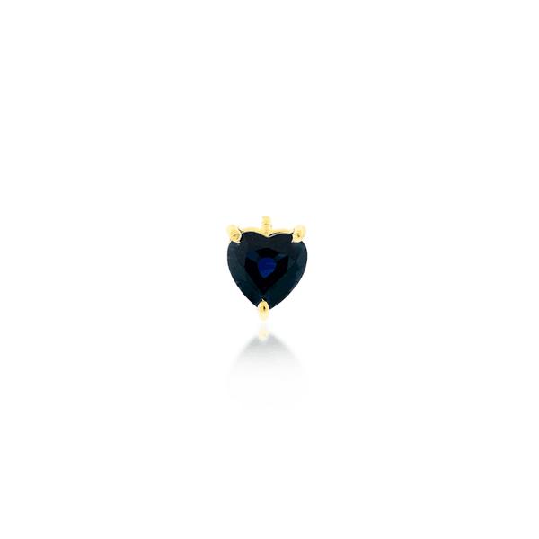 Pingente de Ouro 18K Coração Galeria Safira