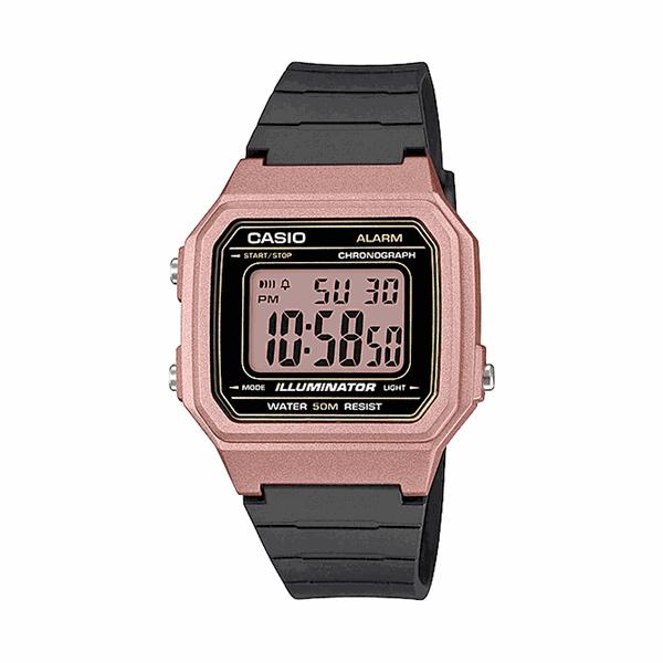 Relógio Casio Digital Standart Rosé