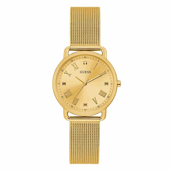 Relógios Guess Feminino Dourado