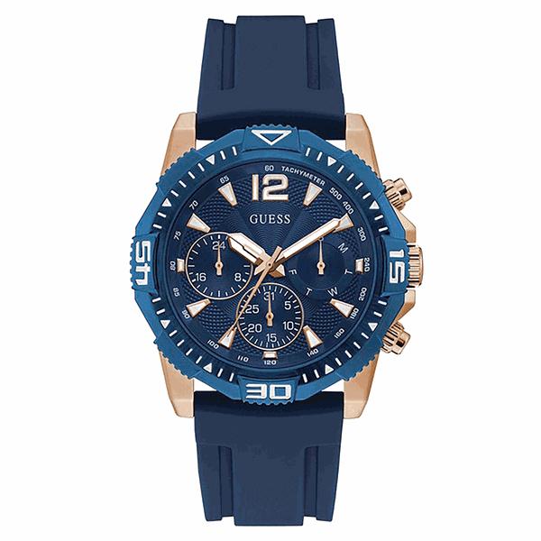 Relógio Guess Masculino Multifunção Azul
