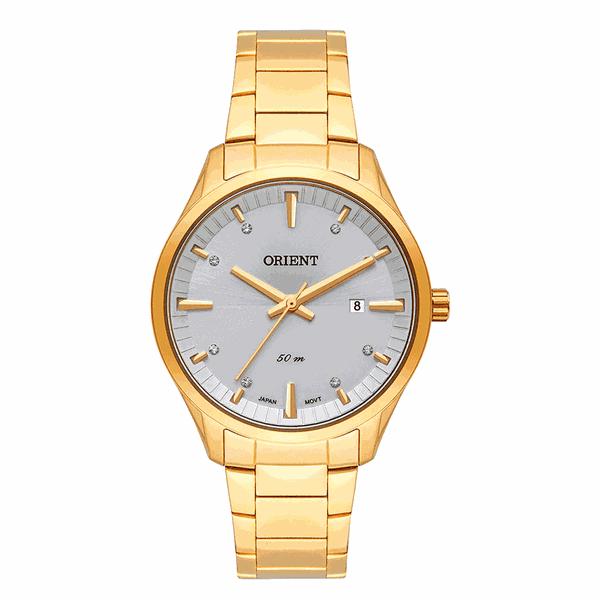 Relógio Orient Feminino Eternal Dourado