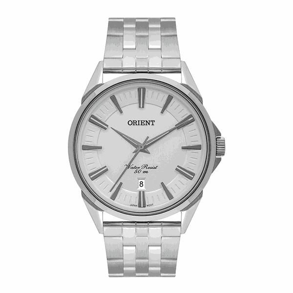 Relógio Orient Masculino Eternal Branco