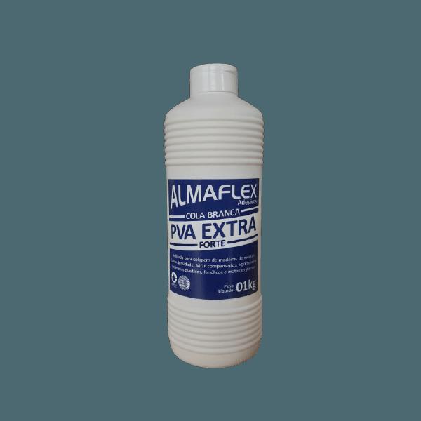 Cola PVA Extra Forte Almaflex 1kg