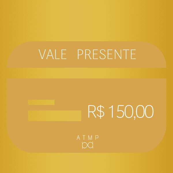 ATMP CARD OURO