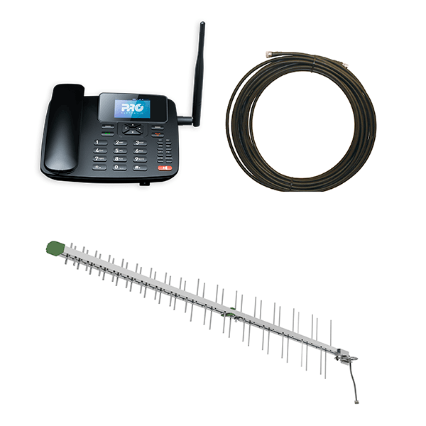 Central de Conectividade 4G Proeletronic