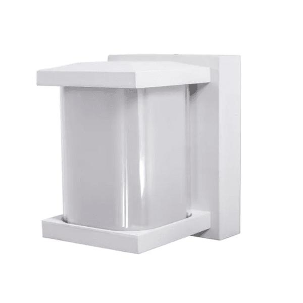 Arandela Led Quadrada Bivolt 3000k Delis DS9822
