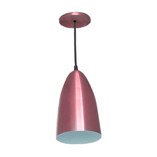 Pendente Detroit Rosé Kin Light PD131/RO