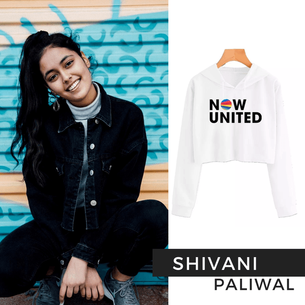 CROPPED NOW UNITED - SHIVANI - BRANCO
