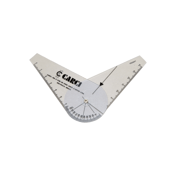 Goniômetro Pequeno Carci