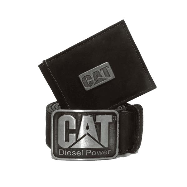 Kit Carteira + Cinto - Café