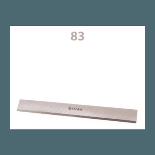 Facas para Maravalhas 550x35x3 (1 Pç)